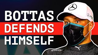 """Bottas Admits He Was """"Surprised"""" Wolff Blamed Him For Pit Stop Error"""