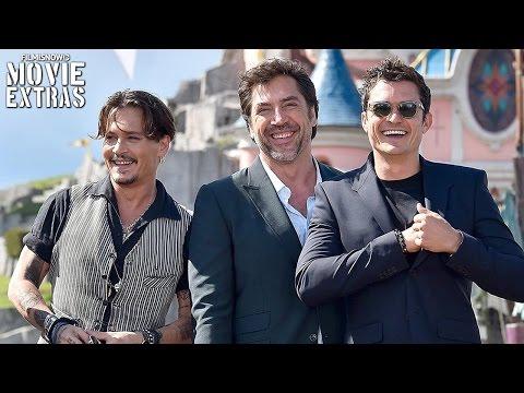 Pirates of the Caribbean: Dead Men Tell No Tales | European Premiere Disneyland Paris