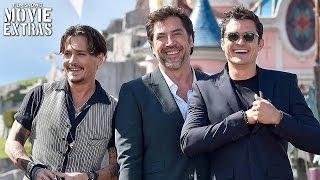Pirates of the Caribbean: Dead Men Tell No Tales   European Premiere Disneyland Paris