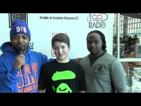 In The Loop - Long Island Sneaker Expo with Young Fashion, King Myers, DC Long Island Boss