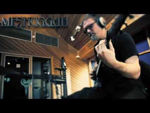 MESHUGGAH - Recording At Puk Studios: The Violent Sleep Of Reason (INTERVIEW)