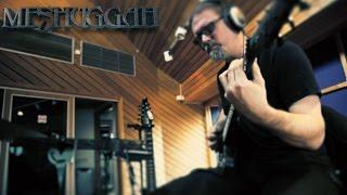 meshuggah recording at puk studios the violent sleep of reason interview