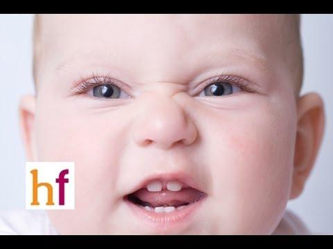 Qué hacer cuando el bebé tiene la nariz tapada
