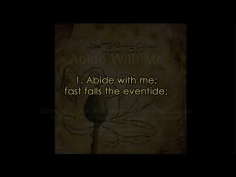 Indelible Grace (feat MP Jones) - Abide With Me - YouTube