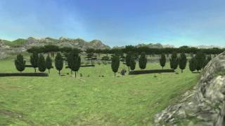 ASMR - FFXI - Nap Time in Rolanberry Field - Ambient Music