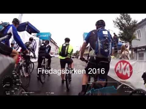 Fredagsbirken sykkel 2016