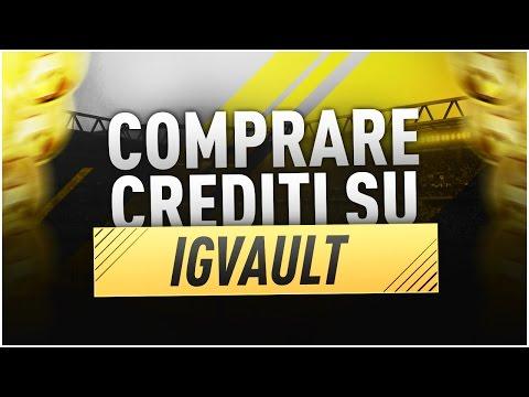 COME COMPRARE CREDITI SU IGVAULT! FIFA 17 ITA