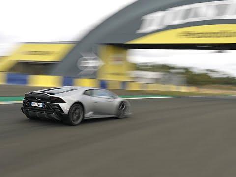 Supertest Lamborghini Huracan EVO (2019)