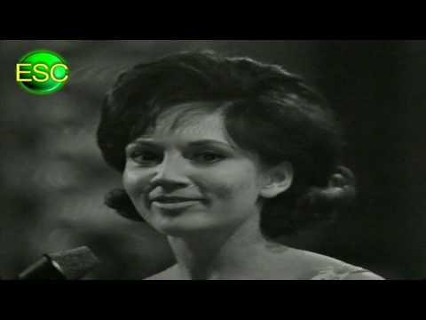 ESC 1967 01 - Netherlands - Thérèse Steinmetz - Ring-Dinge-Ding