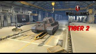 Tiger II - World of Tanks Blitz