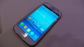 Samsung Galaxy Grand Hands On Review And Features