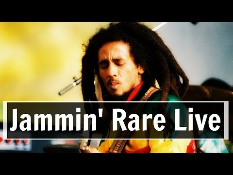 Bob Marley - Jammin - Rare Live Extended Lyric