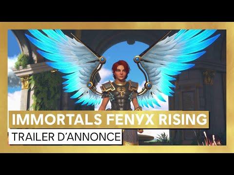 Immortals Fenyx Rising : Trailer d'annonce [OFFICIEL] VF