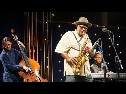 Local 909 in Studio : Bobby Watson - 'Blues For Peace' I The Bridge