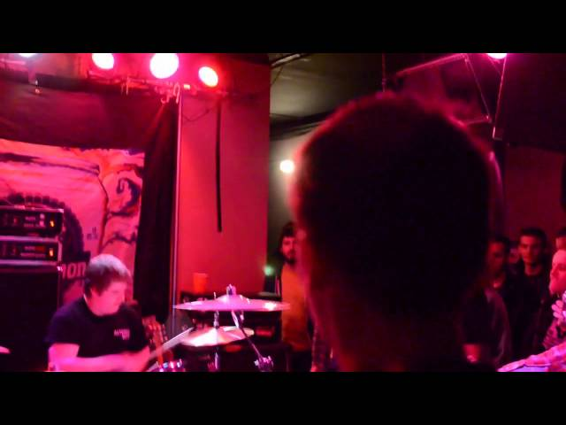 Double Negative - Live @ Slims 3/27/2013