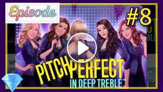 Pitch Perfect In Deep Treble - Ep 8 (Gem Choice 💎) || EPISODE INTERACTIVE