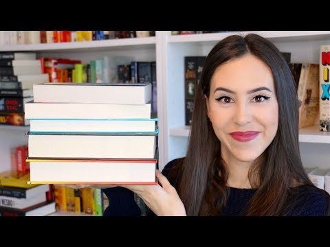 Top 5 Favorite Books I've Read This Summer || Best Books of 2017