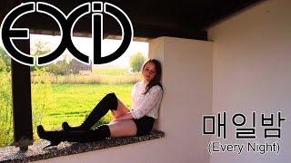 EXID (이엑스아이디) - Every Night (매일밤) K-Pop Dance Cover by DASH (Julia)