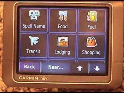 Review: Garmin's Nuvi 200 GPS device
