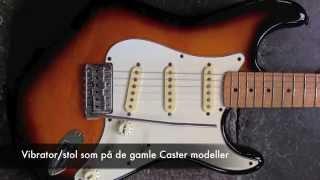 Guitardemo: GTX Caster