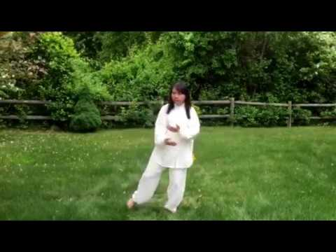 7 minutes Taichi for senior beginners