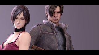 Resident Evil 6 - Ada & Leon: Chapter 5 (Final Boss & Ending)