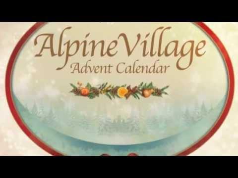 Jacquie Lawson Alpine Advent Calendar (Official 2012 Demo)
