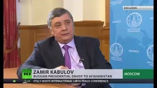 True peace in Afghanistan can't be achieved without talks with Taliban - Russian envoy (EXCLUSIVE)