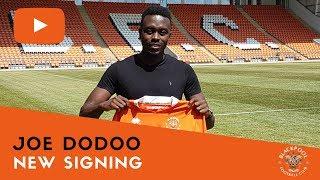 New Signing   Joe Dodoo