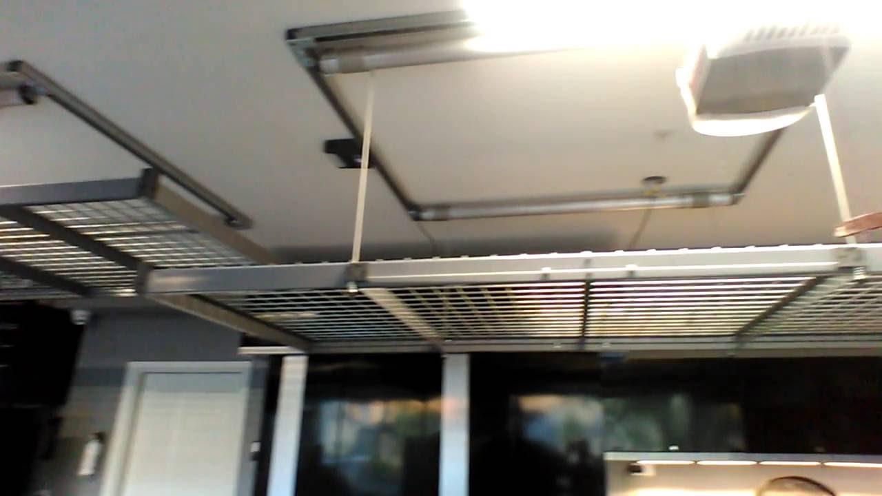 AUXX LIFT Motorized Home Storage System