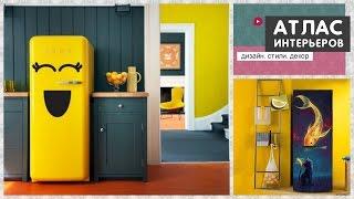 Как украсить или обновить холодильник. 70 идей: наклейки, роспись, обои