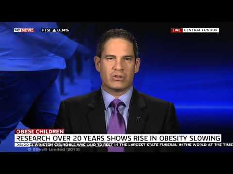 Sky News interview with Dr Paul Sacher - MEND Mytime Active
