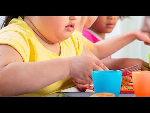 هل زيادة وزن الاطفال تعرضهم لامراض القلب والسكر؟
