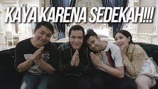 Download lagu CRAZY RICH PONDOK INDAH, ADA KARENA SEDEKAH!!!