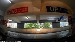 香港泊車好去處 - 安達中心停車場 (入)