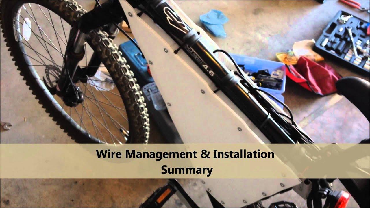 Download Crystalyte 48V Kit Installation - Phoenix II System from Electricrider