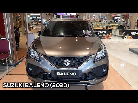 Suzuki baleno 2020 interior