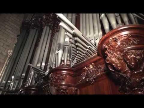 St James Cathedral, Toronto: 'Splendour of Notre Dame' (19th Jan 2018)