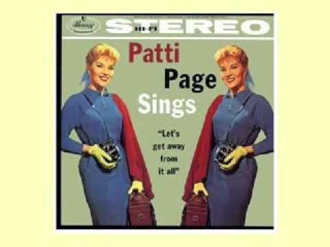 Irish Lullaby ★Patti Page