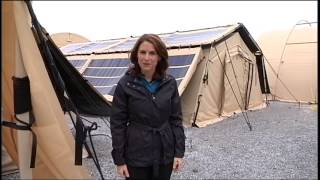 WJHG - Hard News Feature: Air Force Research Lab Tents