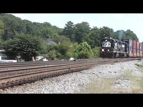 Norfolk Southern Power Moves Collection 2013 & 2014 Austell,Mableton & Douglasville,Ga.