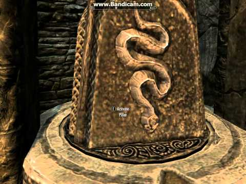 Skyrim Walkthrough/Lets Play - Bleak Falls Barrow (Dragonstone) 1/7