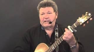 Jean Luc chante Contumace de Félix Leclerc