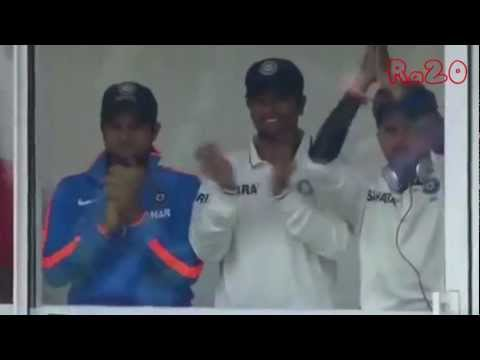 RAHUL DRAVID - Till The Wall Collapse!