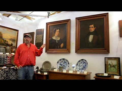 American Dealers Minisode featuring Z & K Antiques