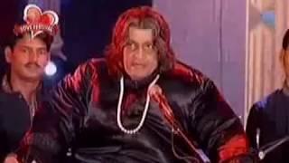 Download Legend Umer Sharif as Aziz Mian Qawal  In Umer Sharif Show | Teri Soorat | Very Funny MP3 song and Music Video