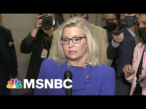 Republicans Vote To Remove Rep. Liz Cheney From GOP Leadership | MSNBC