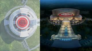Zimbabwe's New Parliament Building Showcase screenshot 4