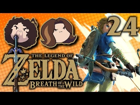 Breath Of The Wild: Divine Humpy Camel - PART 24 - Game Grumps