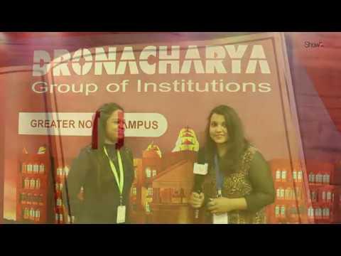 ( Dronacharya College of Engineering ) Professional Educational Fair 2017, Pragati Maidan, New Delhi
